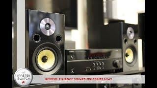 Review Fluance Signature Series HiFi
