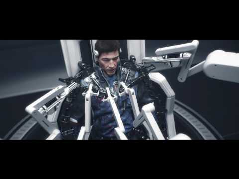 The Surge - Bad day at the office - CGI Trailer