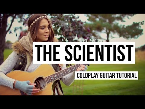 The Scientist - Coldplay // Guitar Tutorial