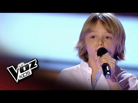 Diego Carrascosa: 'Hello' – Audiciones a Ciegas  - La Voz Kids 2018