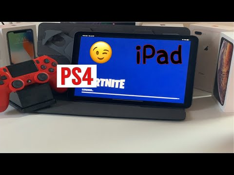 Connecting PS4 controller to iPhone or iPad for gaming