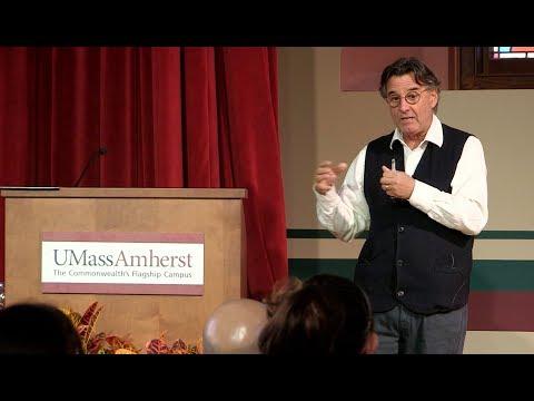 UMass Amherst Distinguished Faculty Lecture 2018, Professor Samuel Black