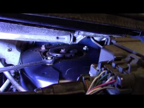 how to replace front struts on a 2003 buick rendezvous