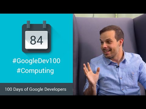Coffee with a Googler: Chat with Timothy Jordan about Ubiquitous Computing (100 Days of Google Dev)