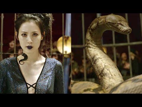 "JK Rowling รับรู้ต่อการถกเถียงเรื่องการเหยียดเชื้อชาติ ของ Claudia Kim ในบทบาท ""Nagini ใน 'Fantastic Beasts 2'"