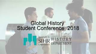Global History Student Conference Istanbul