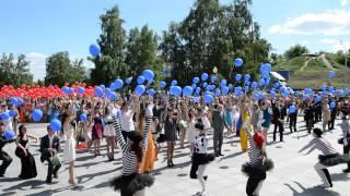 Бал медалистов 2013. Барнаул