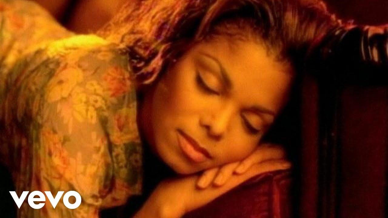 Janet Jackson - Any Time, Any Place (Official Music Video)