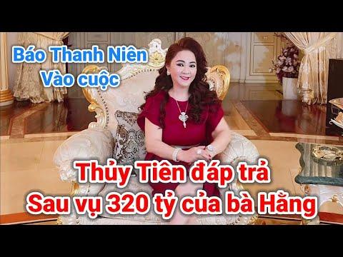 Sau khi bà Nguyễn Phương Hằng báo tin SỐC báo chí vào cuộc và Thủy Tiên vừa đáp trả   Gấc Việt