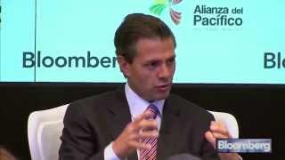 Primer Foro Latinoamericano Bloomberg: Auspiciando la Alianza del Pacífico