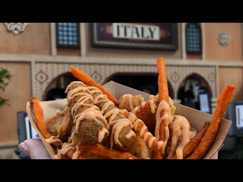 Epcot Food And Wine | New Zealand, Belgium, And Italy