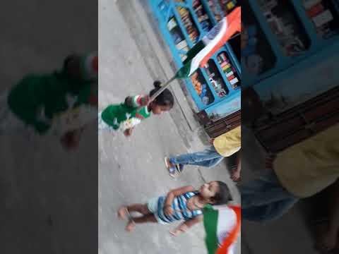 Jai hind. Always up our flag