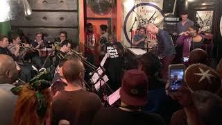 Dreams Come True - Alison David/Afronaught Grant Windsor Broken Big Band Live at JazzRefreshed