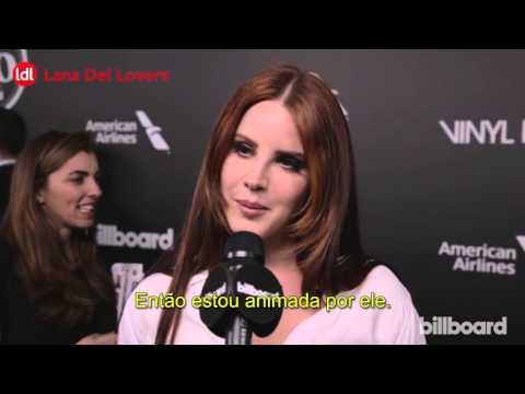 Lana Del Rey fala sobre o 'Grammy' e The Weeknd à 'Billboard' (Legendado PT-BR)