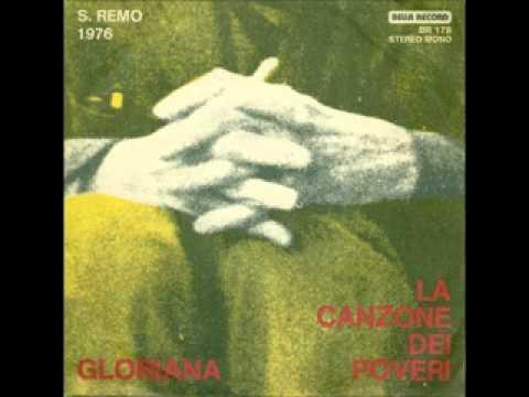 Gloriana canta La canzone dei poveri