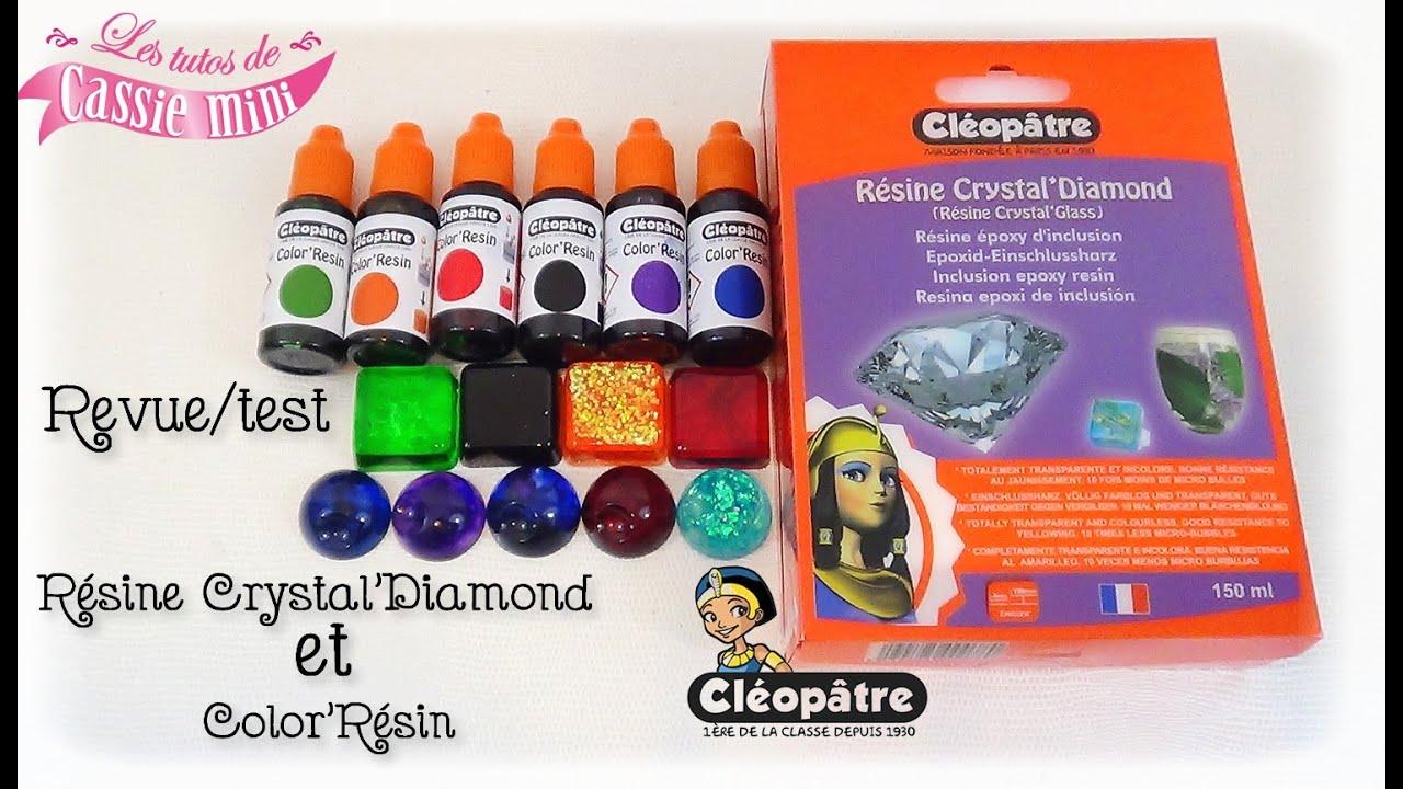 resine cleopatre