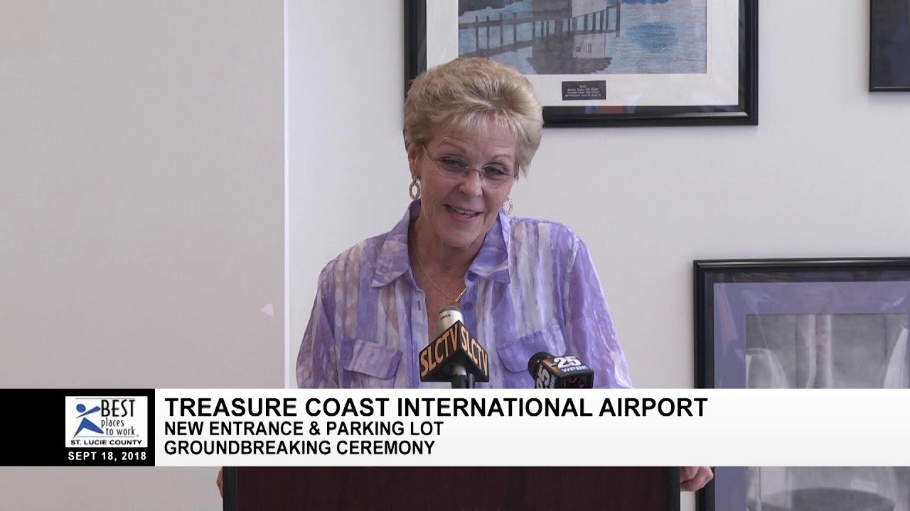 treasure coast international airport - 1280×720