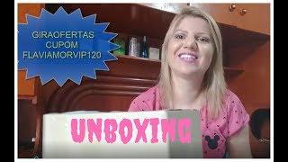 Recebidos do Site GiraOfertas Perfume Cuba e Live Luxe JLO