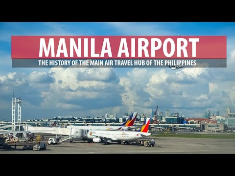 Manila Airport (NAIA) History