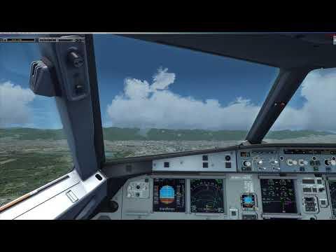 MTOW T/O SKBO13R A319 POVS5A