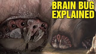 THE BRAIN BUG EXPLAINED - STARSHIP TROOPERS HISTORY