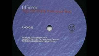 DJ Sneak - You Can