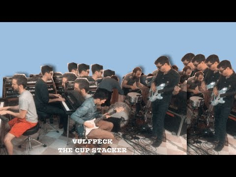 VULFPECK /// The Cup Stacker