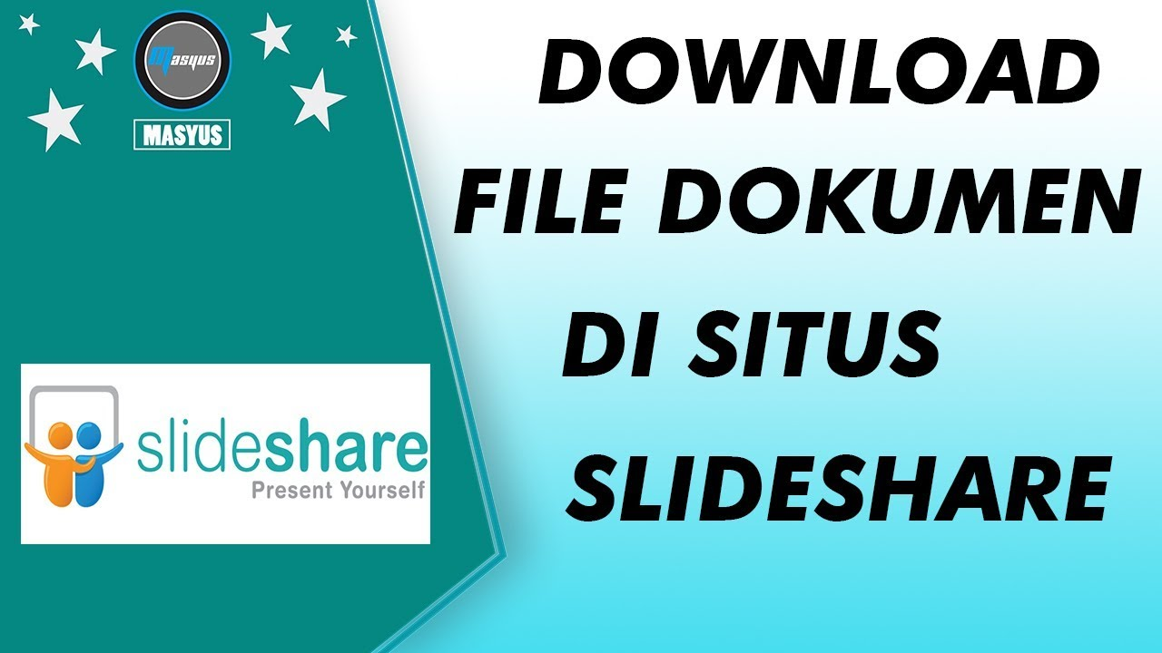 tutorial download file dokumen di slideshare tanpa perlu