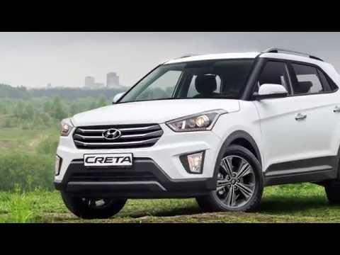 Новый Хендай Крета 2016 маленький SUV или две Лады Урбан