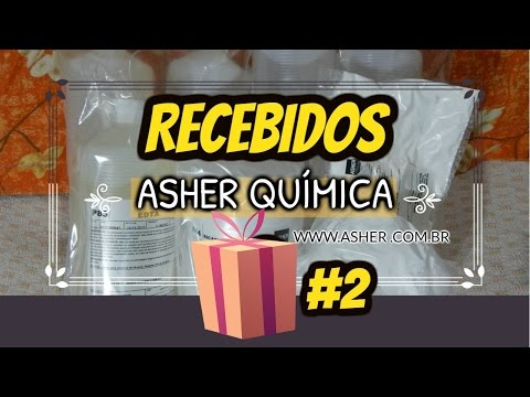 RECEBIDOS ASHER QUÍMICA 2