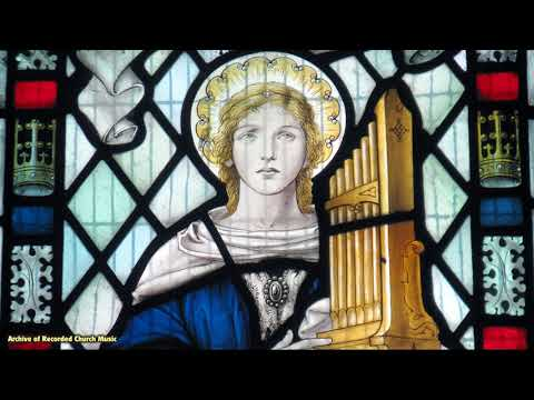 """Howells' """"A Hymn for St Cecilia"""": Lincoln Cathedral 1983 (Philip Marshall)"""