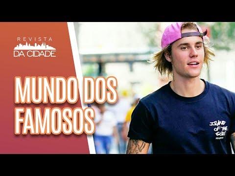 Justin Bieber anuncia noivado  - Revista da Cidade (10/07/18)