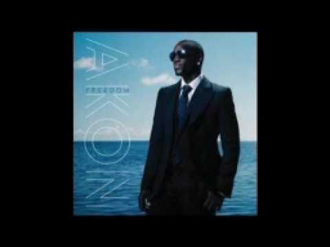 Akon  Freedom FULL TRACK LIST WITH MUSIC !!!