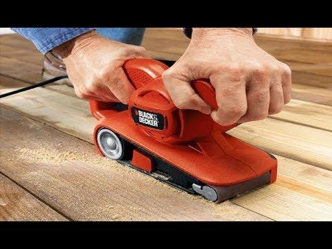 Шлифовка деревянного пола своими руками