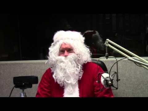 Santa Claus Visits Y 101 Radio 2014