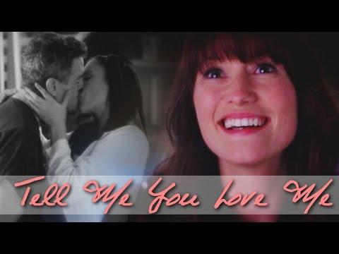 Mark & Lexie | Tell Me You Love Me