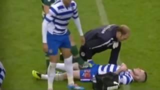 Ржака Прикольные моменты в футболе