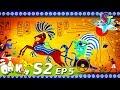 Om Nom Stories - Time Travel - Episode 5 - funny cartoon - Super ToonsTV