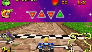 Crash Nitro Kart -  - Vizzed.com GamePlay - User video