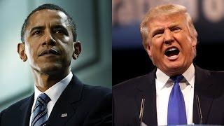 Is President Obama Hypocritical On Trump's Im...