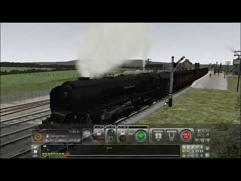 Train Simulator 2020 Duchess of Sutherland |