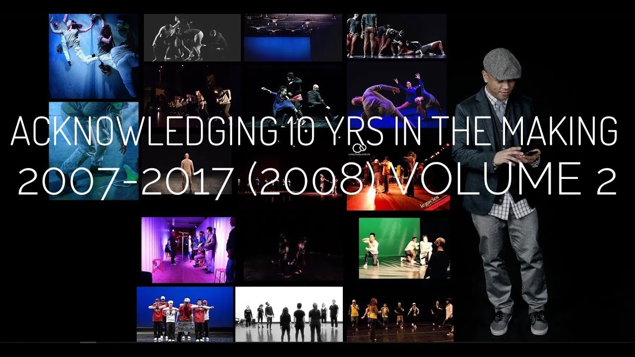 Acknowledging 10 YRS | 2007-2017 (2008) Volume 2