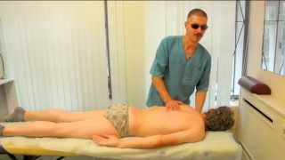 Мануальная терапия видео, выполняет доктор Прокудин №2
