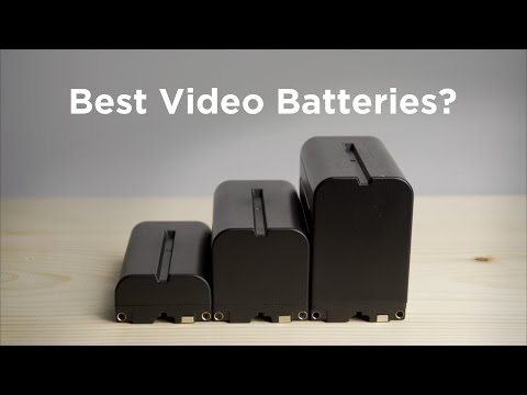 Everything You Need to Know About NP-F Batteries