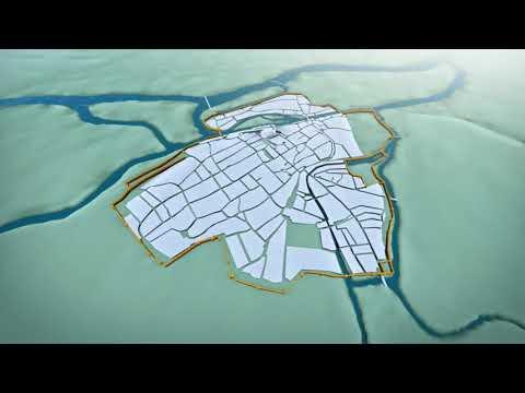 Metz - l'évolution de la fortification au Moyen Âge