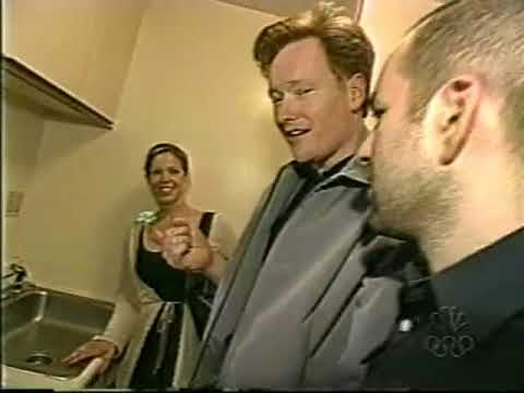 Remote Conan And Andy Blitz Look For An Apartment In Nyc 7 12 2001