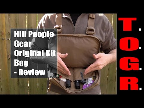 Best Chest Rig? - Hill People Gear Original Kit Bag - Review