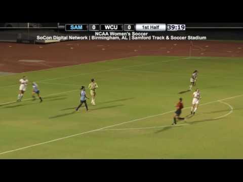 Soccer: Samford vs. Western Carolina
