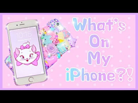 What's On My iPhone 6