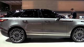 2018 Range Rover Velar Pro Premium Features | New Design Exterior Interior | First Impression